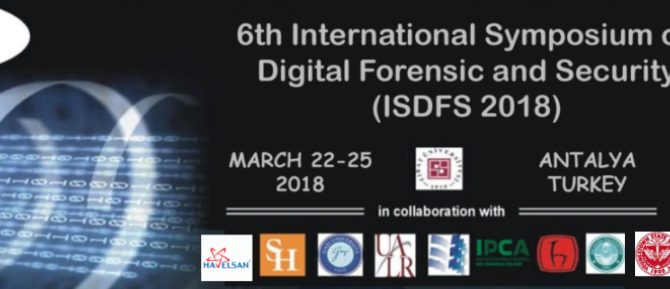 International Symposium on Digital Forensic and Security
